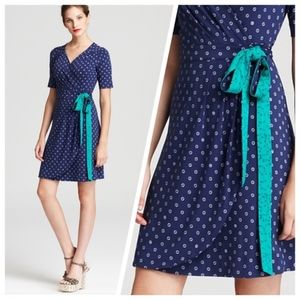 Lilly Pulitzer | Anali Button Print Wrap dress